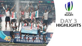 Fiji storm to HK Sevens win: HIGHLIGHTS