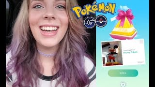 TRADING GIFTS AND ADDING FRIENDS IN POKÉMON GO! Live Stream!
