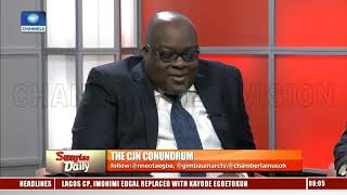 Lawyers Disagree Over Legality Of CJN Onnoghen's Indictment Pt.4 |Sunrise Daily|