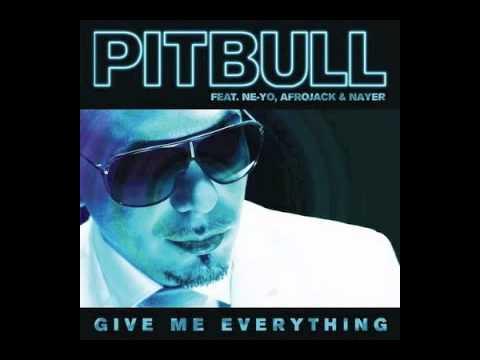 Pitbull ft. Ne-Yo, Afrojack, Nayer - Give Me Everything Tonight (Sound Red Remix)