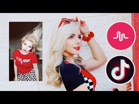 How To Do A Cool Slow Motion Video Edit On Musical.ly Tik Tok!