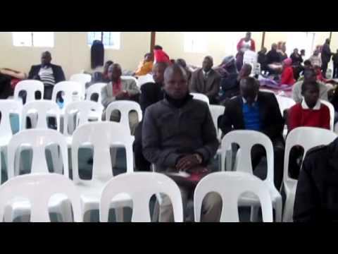 Western Cape Youth Service African Gospel Church Cidaville Dec 2014