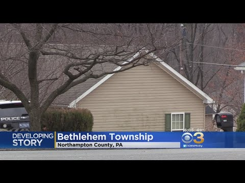 A Police Standoff In Bethlehem Township