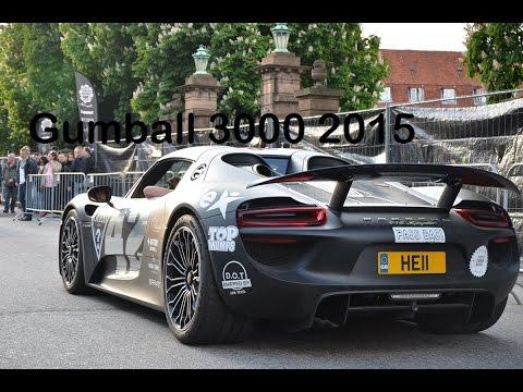 Gumball 3000 2015 INSANE SOUNDS! Full Copenhagen part
