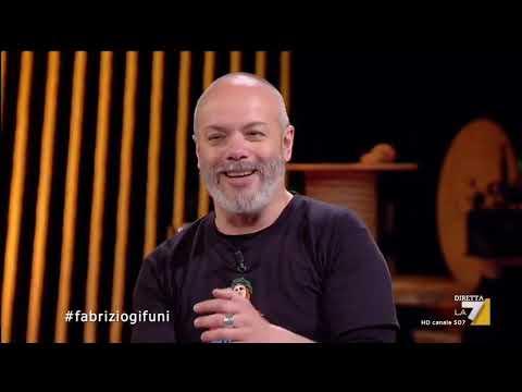Diego Bianchi intervista Fabrizio Gifuni a Propaganda Live