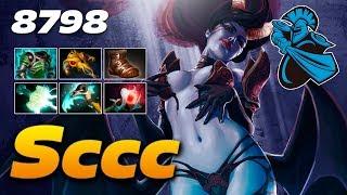 Sccc [Newbee] Queen Of Pain | 8798 MMR Dota 2