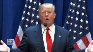 Best of Donald Trump's presidential announcement