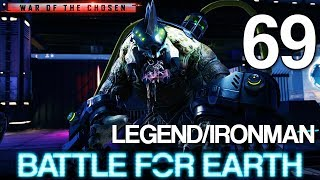 [69] Battle For Earth (Let's Play XCOM 2: War of the Chosen w/ GaLm - Legend/Ironman)
