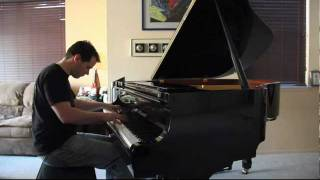 World of Warcraft - Wrath of the Lich King Main Title Suite [Piano Solo]