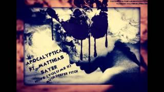 Apocalyptica Ft. Matthias Sayer - Hope [Volume II] (Very Deep Pitch)