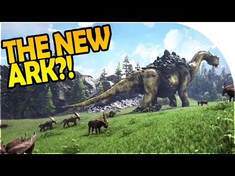 DARK AND LIGHT -The NEW ARK - ARK + MAGIC, DRAGONS = DARK AND LIGHT - Dark and Light Gameplay Part 1