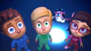 PJ Masks em Português | Episódios 1 + 2  | Compilação | Desenhos Animados