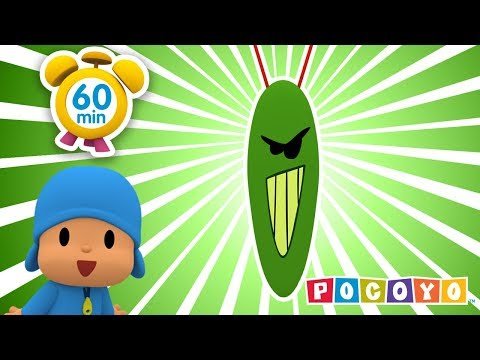 👽POCOYO In ENGLISH - Angry Alien Adventures [144 Min] | Full Episodes |VIDEOS And CARTOONS For KIDS