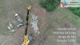 Inspección de Líneas Aéreas de Alta Tensión