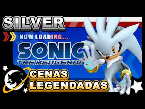 SONIC The Hedgehog (2006) - História de SILVER Legendada