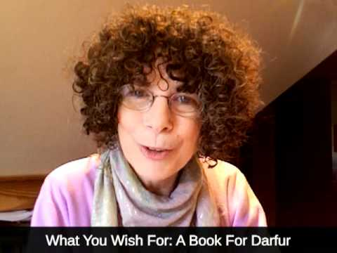 Newbery Medal-winning author Karen Hesse on What You Wish For: A Book For Darfur