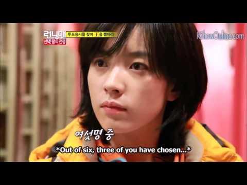 Han Hyo Joo gets angry at Lee Kwang Soo because fermented fish