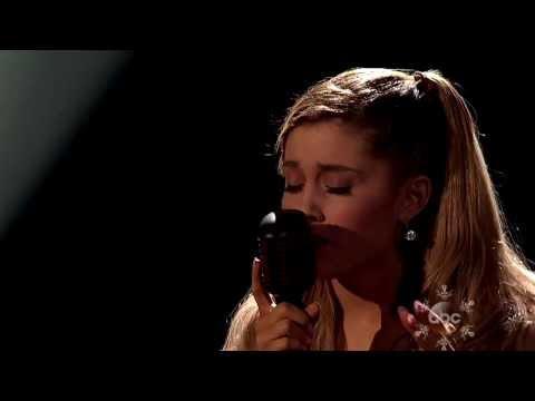 Tattooed Heart - Ariana Grande (American Music Awards 2013)