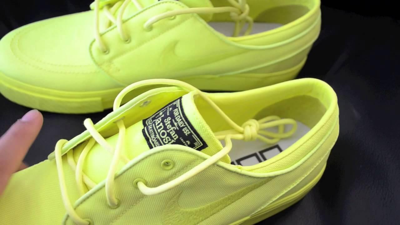 c9cdf0968f Janoski Lemon Twist Volt Tennis Stefan Review Pick Up Collection ...