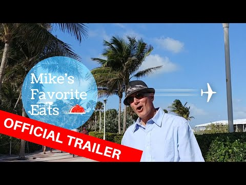 Mike's Favorite Eats Official Trailer