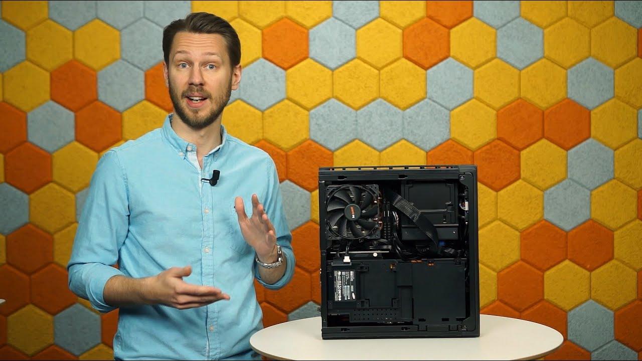 Sweclockers speldator för vardagsrummet   youtube