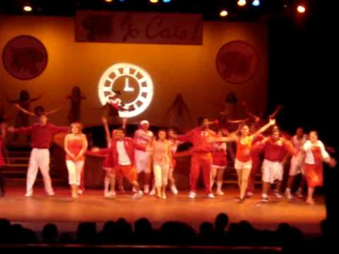 High School Musical 2: Onstage - What Time Is It?