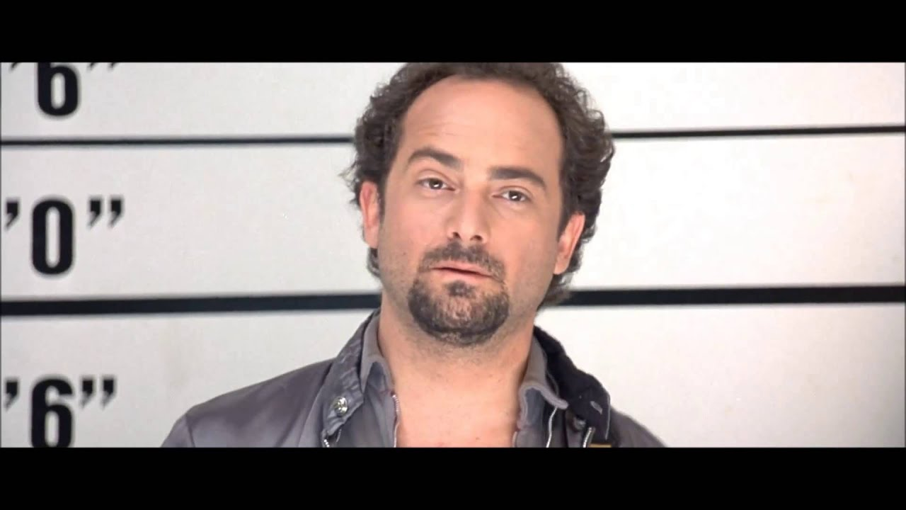 The Usual Suspects - The Line-up Scene - YouTube