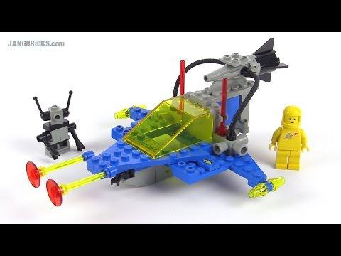 Lego Xenon X-Craft 6872