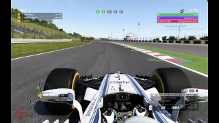 F1 2017 Career JAPAN GP PS1
