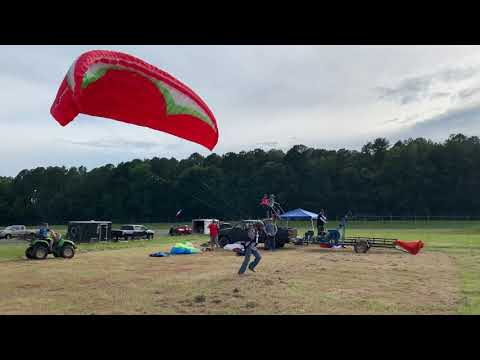 Paramotor Tow First Timer