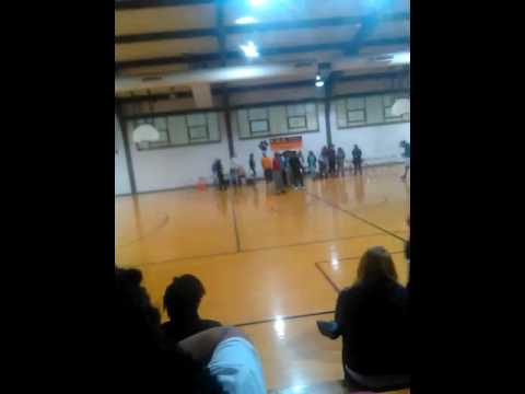 Ritenour middle school basketball game????????????