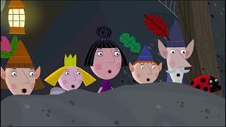 Старая шахта гномов 💎Маленькое королевство Бена и Холли на русском  в HD