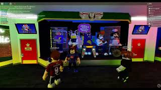 Chuck E.Cheese La Mesa CA Roblox-Birthdays Are Special