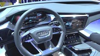 AUDI Virtual Dashboard : les nouvelles technologies du cockpit - CES 2016