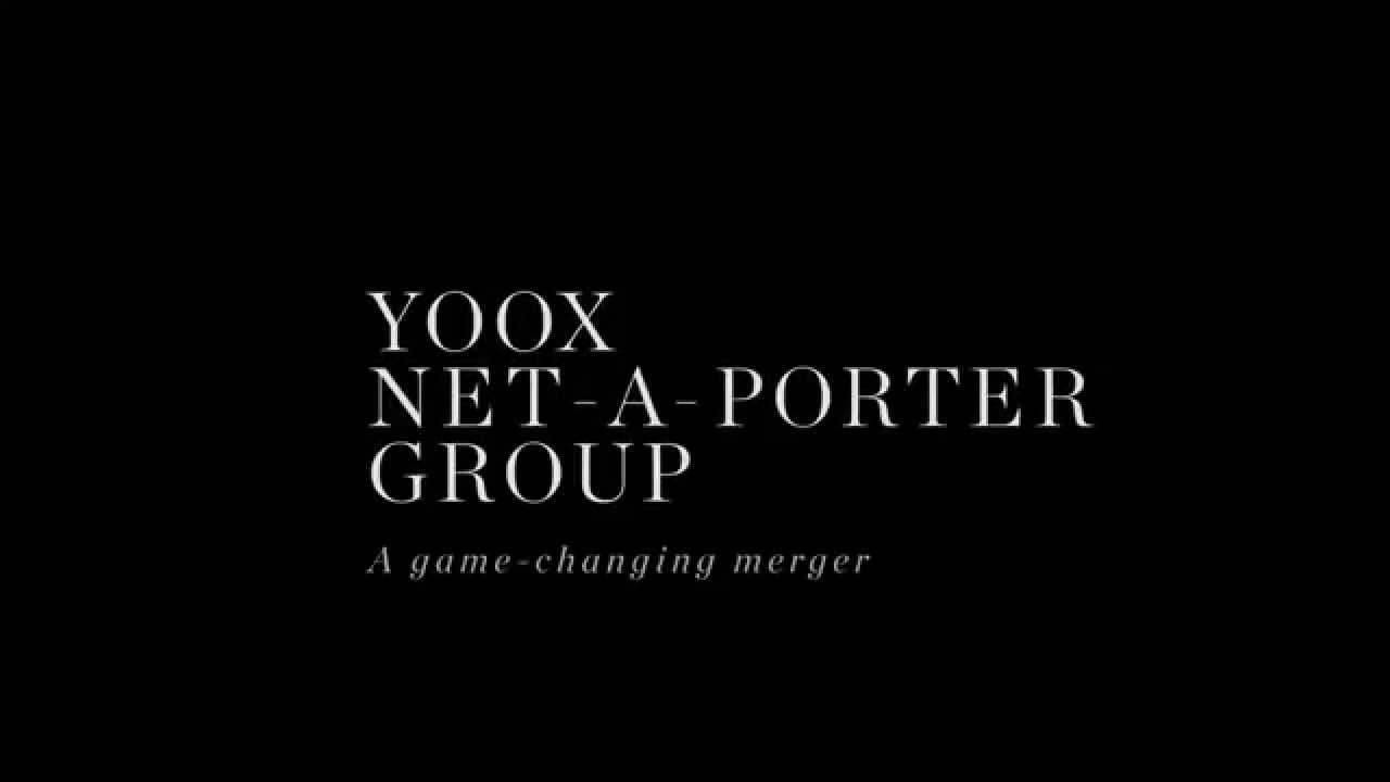 Yoox net a porter group youtube for Net a porter