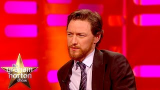 James McAvoy's Outrageous Audition Escape – The Graham Norton Show