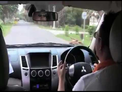 Test Mitsubishi pajero sport 2.5_By world today.mp4
