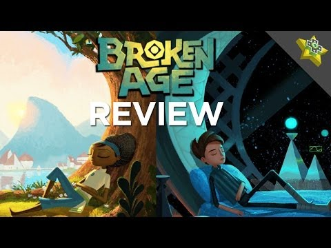 Broken Age (Part 1) REVIEW! Adam Sessler Reviews