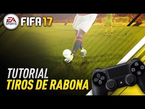 FIFA 17  TUTORIAL RABONA | Rabona cross & Rabona Shot [Playstation/Xbox]
