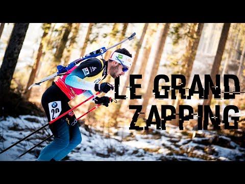MARTIN FOURCADE - LE GRAND ZAPPING