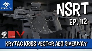 "Airsoft ""Not So Round Table"" - Ep. 112 - Krytac KRISS Vector AEG GIVEAWAY - Airsoft Evike.com"