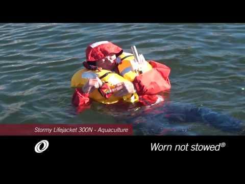 Stormy Lifejacket – ISJ AQ 300N