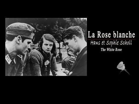 The White Rose Hans and Sophie Scholl