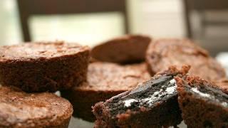 How To Make Oreo Stuffed Brownies (recipe) Yum!