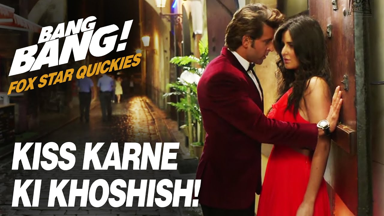 Fox Star Quickies : Bang Bang - Kiss Karne Ki Khoshish!