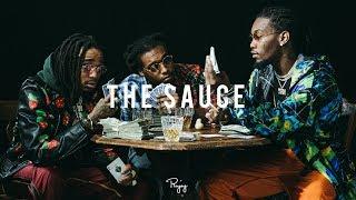 """The Sauce"" - Dark Trap Beat | Free New Rap Hip Hop Instrumental Music 2017 | ElChapo #Instrumentals"
