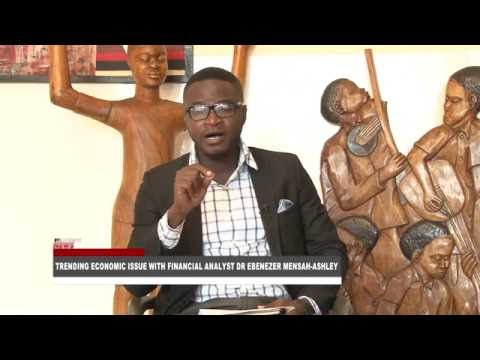 BTA: Ghana's Debt Profile In Perspective with Dr. Ebenezer M. Ashley