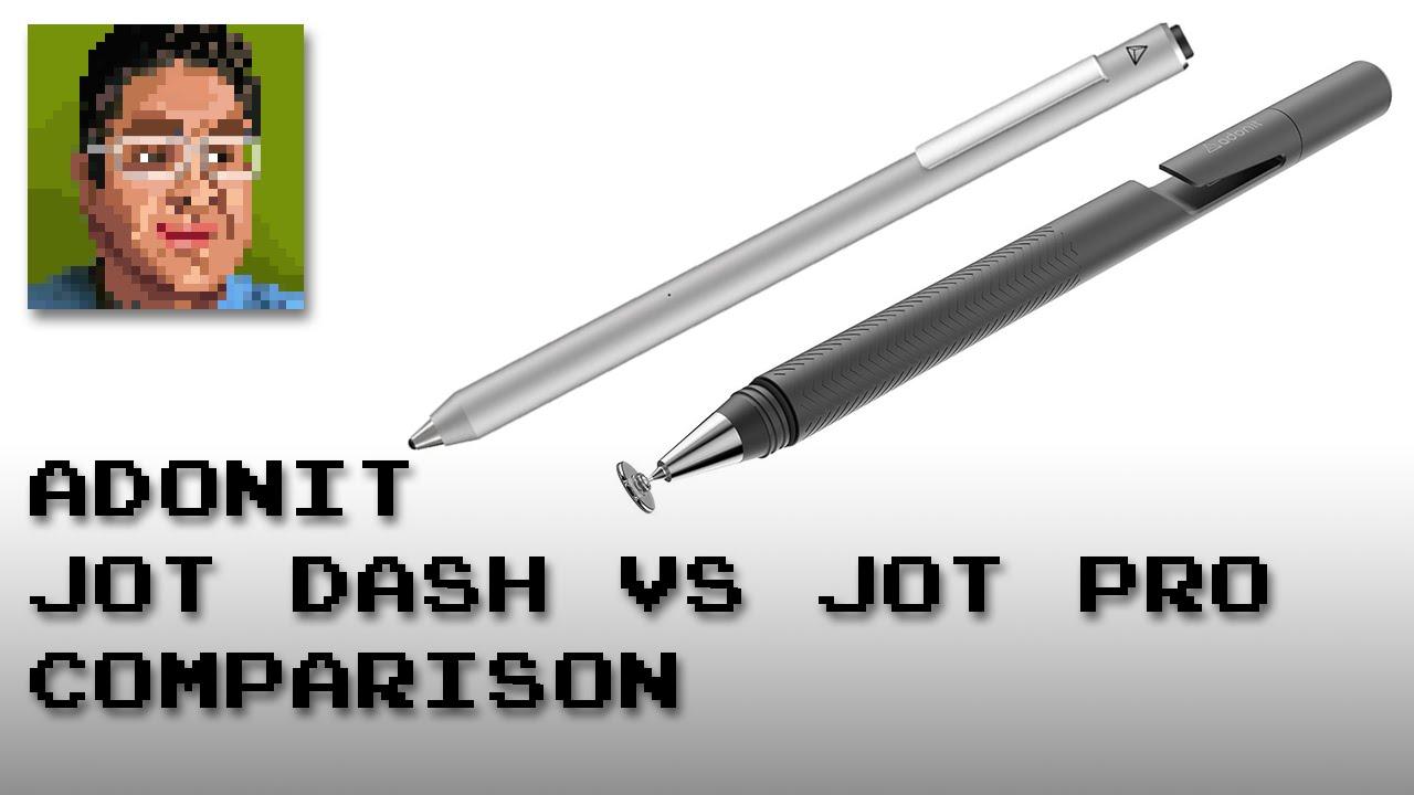 Adonit Dash 2 Stylus Review - JayceOoi.com