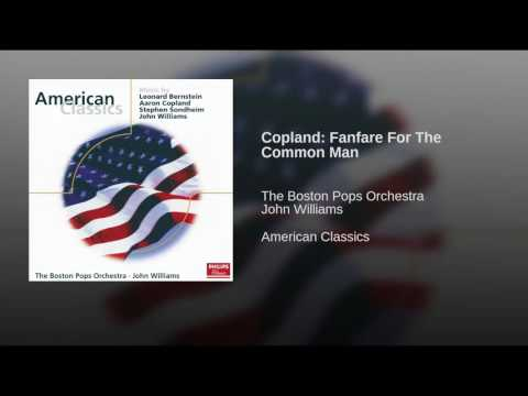 Copland: Fanfare For The Common Man