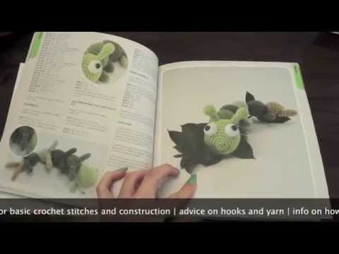 Amigurumi Crochet Books : Amigurumi animals 21 cute crochet patterns crochet book youtube